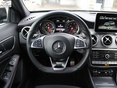 używany Mercedes GLA220 Inny 2dm3 184KM 2017r. 22 442km4Matic, 184KM, 7DCT, AMG, Krajowy, Faktura VAT