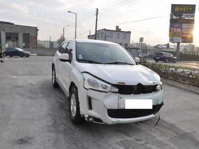 używany Citroën C4 Aircross 1.6dm 115KM 2013r. 150 131km