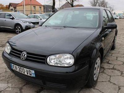używany VW Golf IV 1,6 benzyna 101KM Klimatyzacja