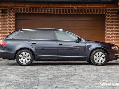 używany Audi A6 C6 2.7TDI V6 * prywatnie * bezwypadkowe * 154tkm *