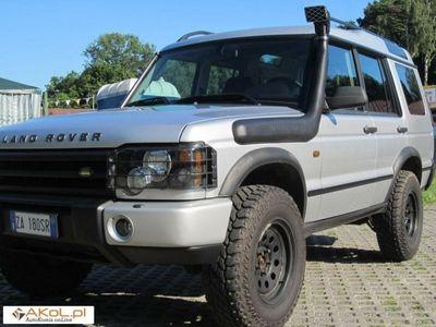 używany Land Rover Discovery 2.5dm 138KM 2003r. 236 393km