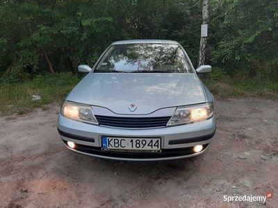 używany Renault Laguna II 2001r 1.8 benzyna gaz