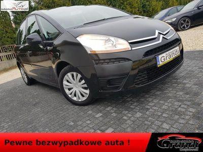 used Citroën C4 Picasso 1.8dm3 125KM 2009r. 178 455km benzyna gaz ** zadbany ** jeden właściciel ** serwis aso