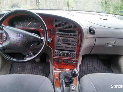używany Saab 9-5 2.0 150 KM benzyna/lpg OC/BT + części