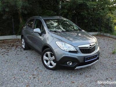 używany Opel Mokka 1.4 Turbo+LPG Oryginalny lakier