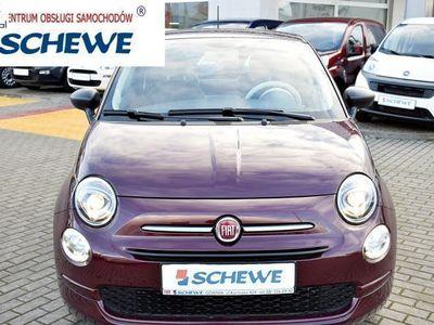 używany Fiat 500 Pop SCHEWE Gdańsk 1.2 Pop SCHEWE Gdańsk ręczna klima.