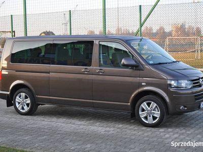 używany VW Caravelle 2dm 140KM 2014r. 170 000km