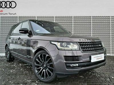 używany Land Rover Range Rover 4.4dm 340KM 2017r. 62 138km