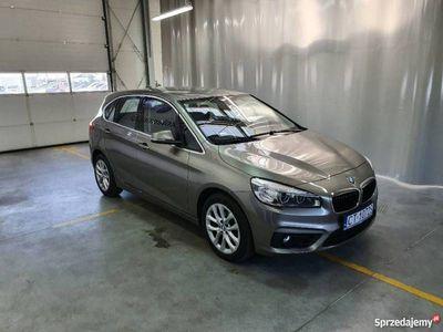używany BMW 218 Active Tourer d Advantage aut