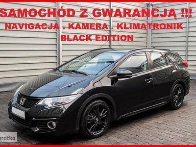używany Honda Civic IX Black Edition + Navigacja + Klimatronik !!!, Leszno