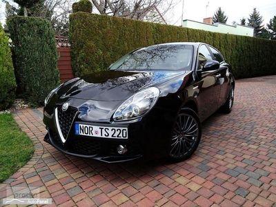 używany Alfa Romeo Giulietta 2,0 150 KM Sport DNA wesja Super ksenon brązowe skóry, Swarzędz