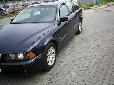 używany BMW 520 e39 D