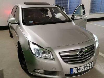 używany Opel Insignia 2,0 160KM Automat