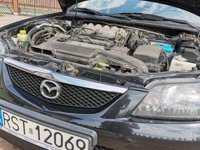 używany Mazda 323F 2003r 1.6
