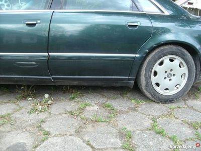 używany Audi A8 4.2 V8 benzyna + gaz