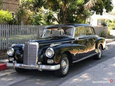 używany Mercedes E300 inny Klasyk -Benz d W189 3.0 diesel 1959