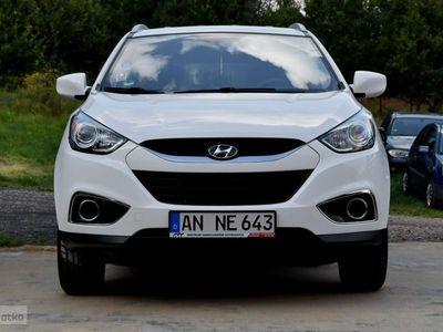 używany Hyundai ix35 1.6dm 135KM 2012r. 123 000km