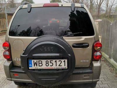 używany Jeep Cherokee 2.8 CRD