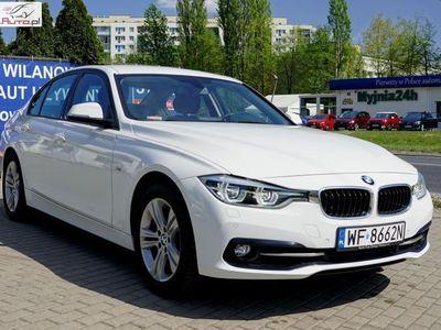 używany BMW 318 1.5dm 136KM 2017r. 23 000km