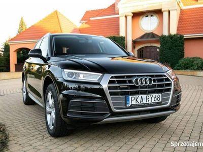 używany Audi Q5 252 KM, Quattro. Kamera, Panorama, Ambiente, Bezkluczykowy dostęp.