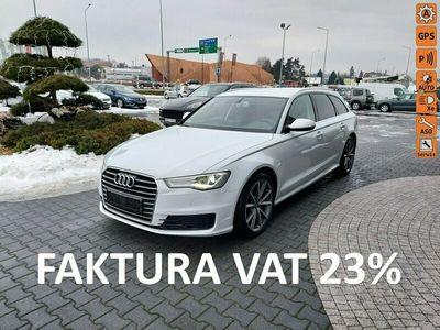 używany Audi A6 IV (C7) model 2016,DSG,kamera cofania,pełny serwis ASO,2.0TDI/190KM