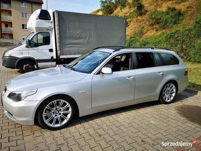 używany BMW 535 D prywatnie, udokumentowane, head up