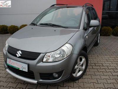 gebraucht Suzuki SX4 1.9dm3 120KM 2006r. 186 415km Pierwsza-rej 2007.Opłacony.4X4