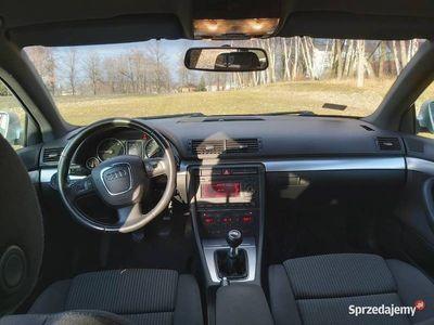 używany Audi A4 avant B7 2.0 Tdi bpw