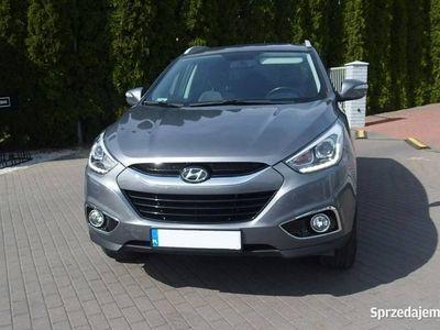 używany Hyundai ix35 2.0CRDi 4WD Automat Kamera Skóry Klima PDC