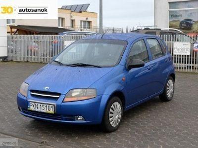używany Chevrolet Kalos 1,2 BENZYNA KLIMA 4xELEKT-SZYBY +LUSTERKA 4xAIRBA, Gniezno