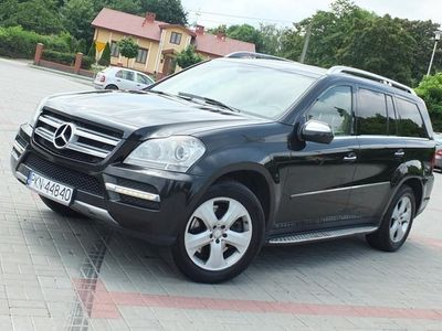 używany Mercedes GL450 Klasa GL X164CDI