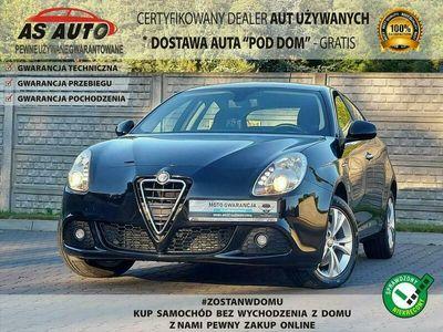 używany Alfa Romeo Giulietta 2dm 140KM 2011r. 188 000km