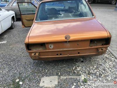 używany BMW 518 e12 i bez dokumentów