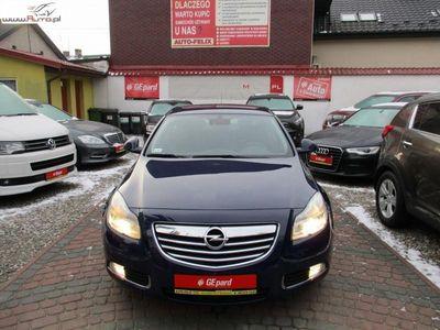 używany Opel Insignia 1.4dm3 140KM 2012r. 98 000km