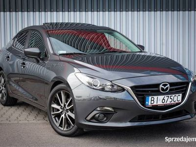 używany Mazda 3 2016r. 2.0 Benzyna 165KM
