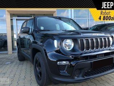 """używany Jeep Renegade Face lifting Sport 1.0 Turbo 120KM Koło Dojazdowe+ 16"""" felgi aluminiowe"""