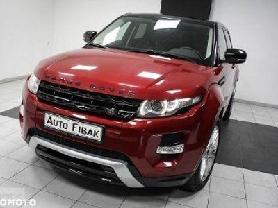 używany Land Rover Range Rover evoque 2.2 150 KM Dynamic Salon Polska Bezwpadkowy Vat23%