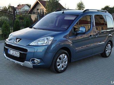 używany Peugeot Partner Tepee II