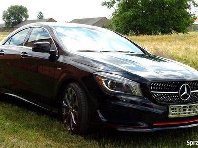 używany Mercedes CLA250