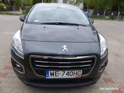 używany Peugeot 3008 2014 Diesel 1.6HDi
