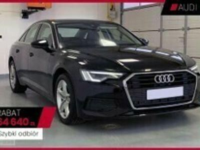 używany Audi A6 V (C8) 2.0 (204KM) | + Pakiet Business + Key Less + Matrix LED