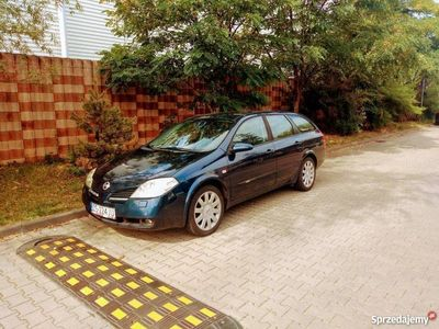 używany Nissan Primera 2.2di zadbane polecam