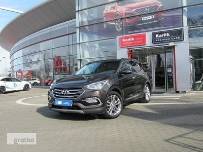 używany Hyundai Santa Fe III Dealer Karlik Malta 2.0 CRDI AT Platinium