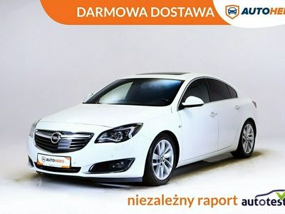 używany Opel Insignia DARMOWA DOSTAWA, OPC LINE 195KM, Xenon, Navi, Skóra, Klima auto A (2008-2017)