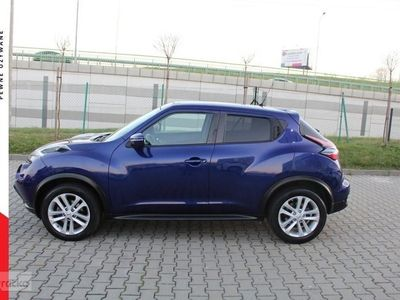 używany Nissan Juke Acenta Salon Polska, Skóra, Navi/Kamera, Serwis ASO, VAT 23%