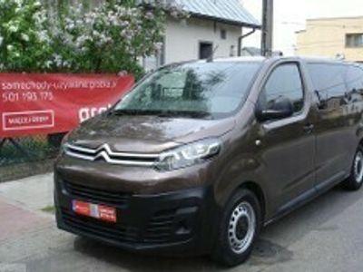 używany Citroën Jumpy II SALON POLSKA,1 WŁAŚCICIEL,9 OSÓB