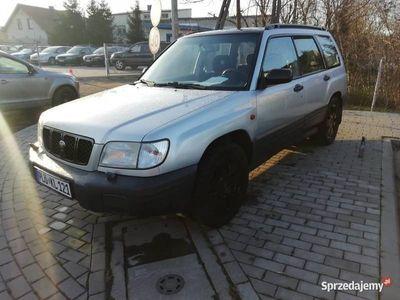 używany Subaru Forester 2.0benzyna 4x4