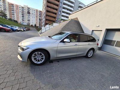 używany BMW 318 D (F31) 150 KM automat Sport Line przebieg 48.000 km