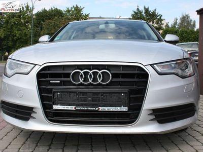 używany Audi A6 3dm3 204KM 2013r. 214 000km 3.0TDI_214 tyś_Quattro_Led_Navi_Kamera