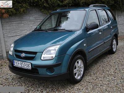 używany Suzuki Ignis 1.3dm3 94KM 2005r. 194 000km * 1.3i * 94KM * LIFTING * bezwypadkowy * zarejestrowany